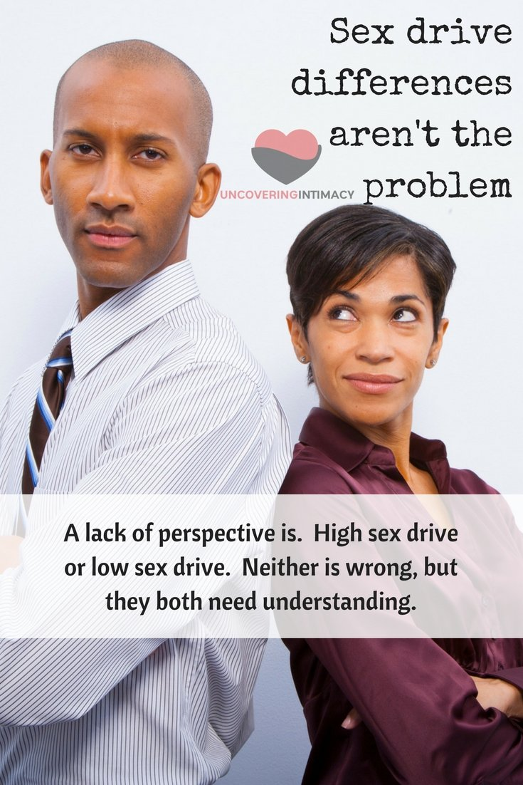 Why do some men have a high sex drive