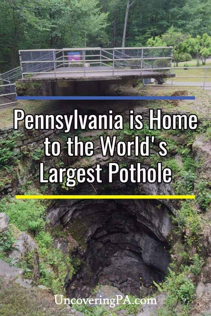 Visiting Archbald Pothole State Park in Lackawanna County, Pennsylvania