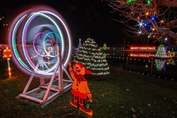 Visiting Koziar's Christmas Village in Berks County, Pennsylvania