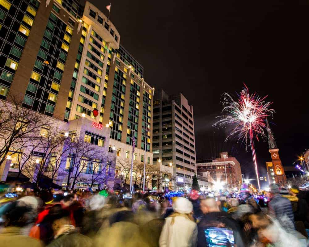 Weird Things Dropped on New Year's Eve in Pennsylvania