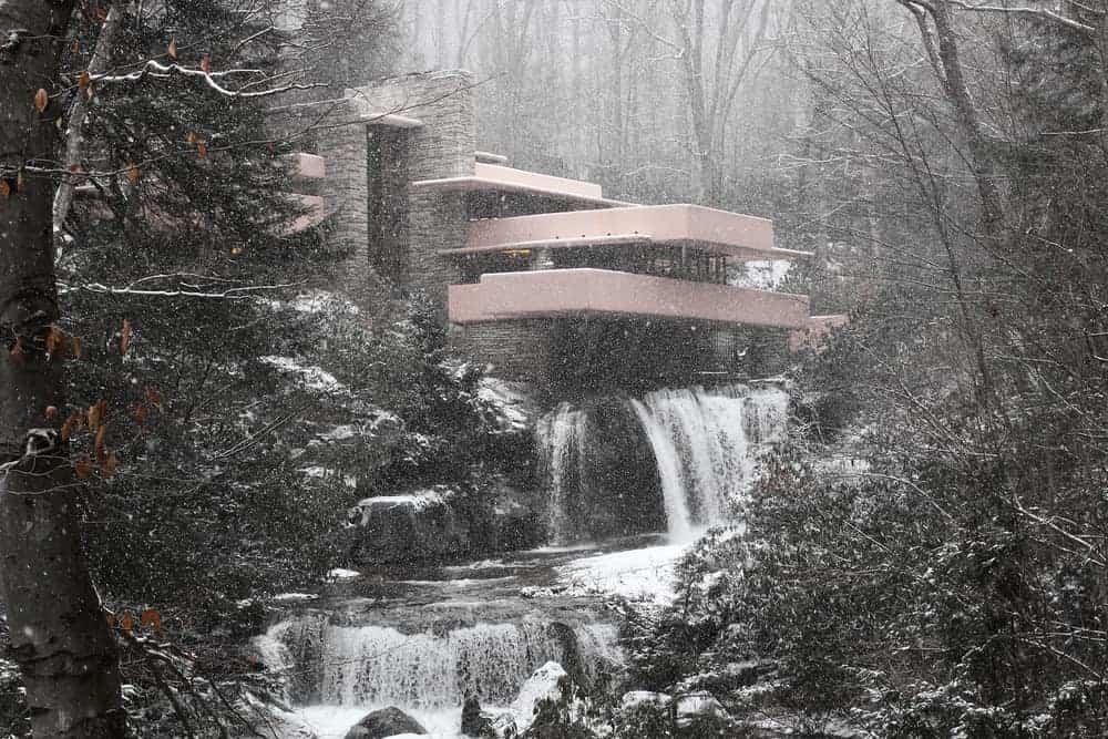 Uncoveringpa Visiting Frank Lloyd Wright 39 S Masterpiece