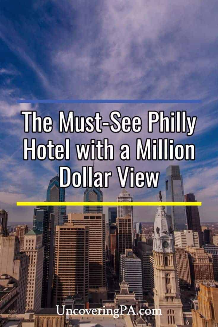 A Room with a View: Reviewing My Stay at the Loews Philadelphia Hotel #Pennsylvania #Philly