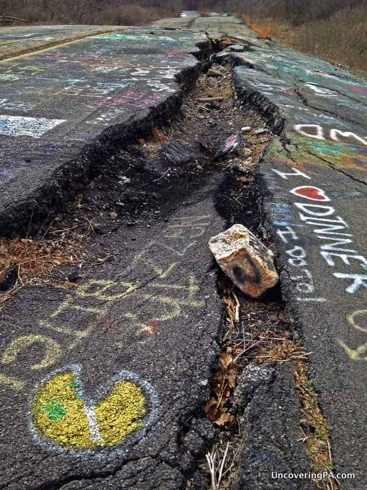 UncoveringPA | Visiting Centralia: Pennsylvania's Toxic Ghost Town