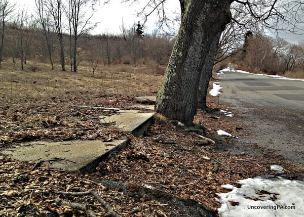 Centralia is one of the most amazing abandoned places in PA