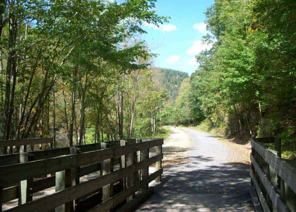 5 Great Pennsylvania Rail Trails for Bikers of All Ages