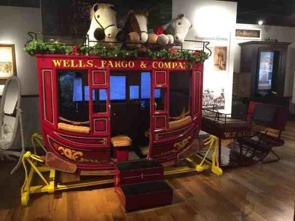 The Wells Fargo Museum is one of the best free museums in Philadelphia, Pennsylvania