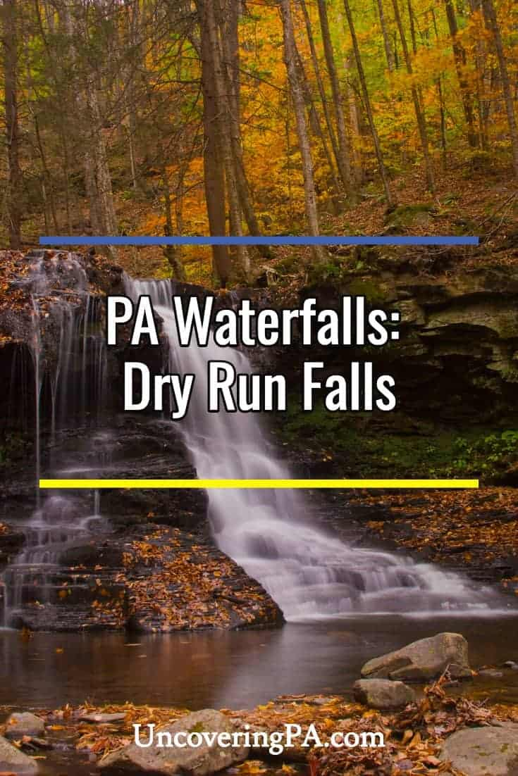 Pennsylvania Waterfalls: Visiting Dry Run Falls in Loyalsock State Forest