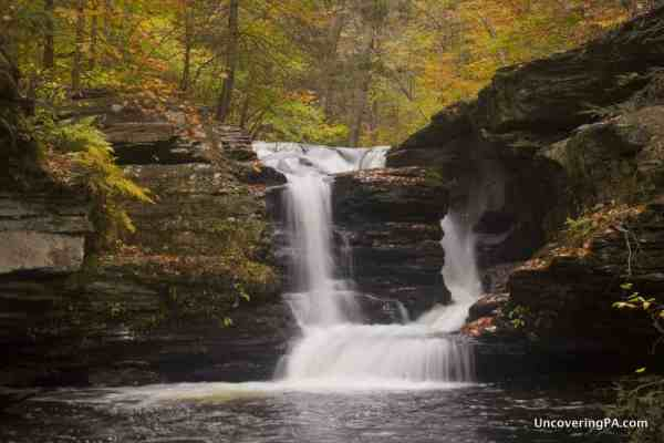 Places to see in Pennsylvania before you die: Ricketts Glen State Park