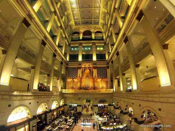 Facts about Philly: Wanamaker Organ