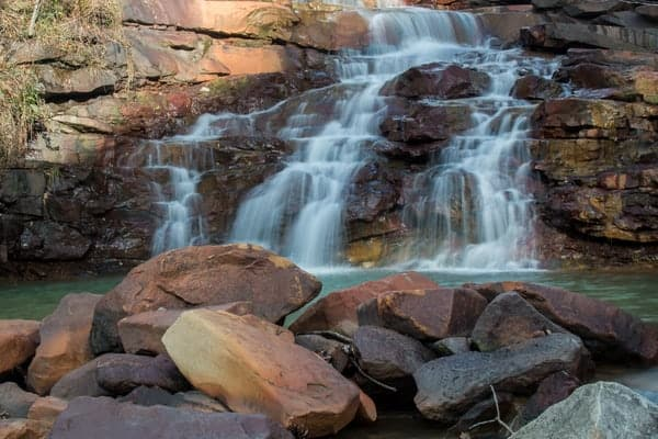 Pennsylvania Waterfalls: Paint Falls in Paint, PA