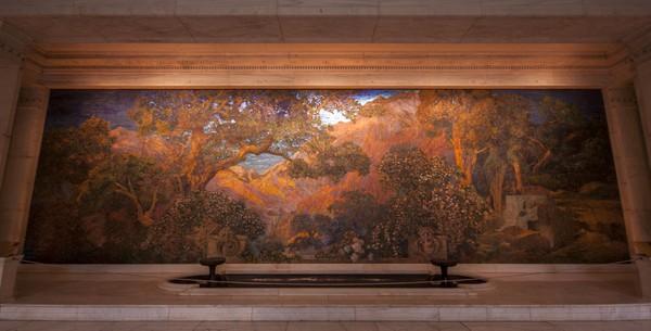 Dream Garden, Curtis Center, Philadelphia, Pennsylvania