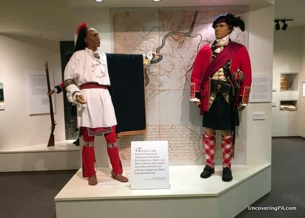 Museum at Bushy Run Battlefield