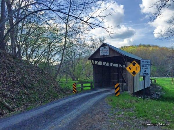 Scott Covered Bridge Greene County PA