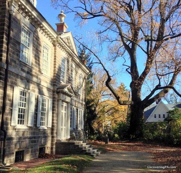 Cliveden, Revolutionary War Sites in Philadelphia