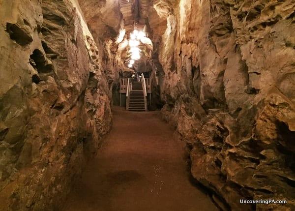 7 Natural Wonders of Pennsylvania - Laurel Caverns