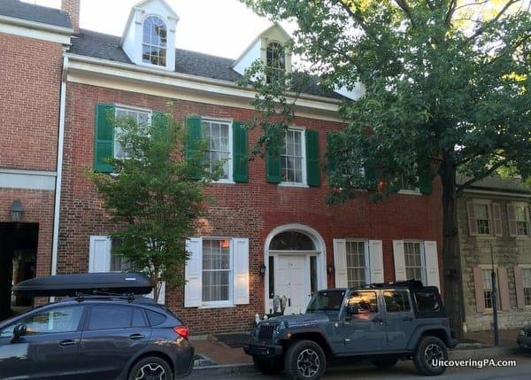 Lane House Mecersburg PA