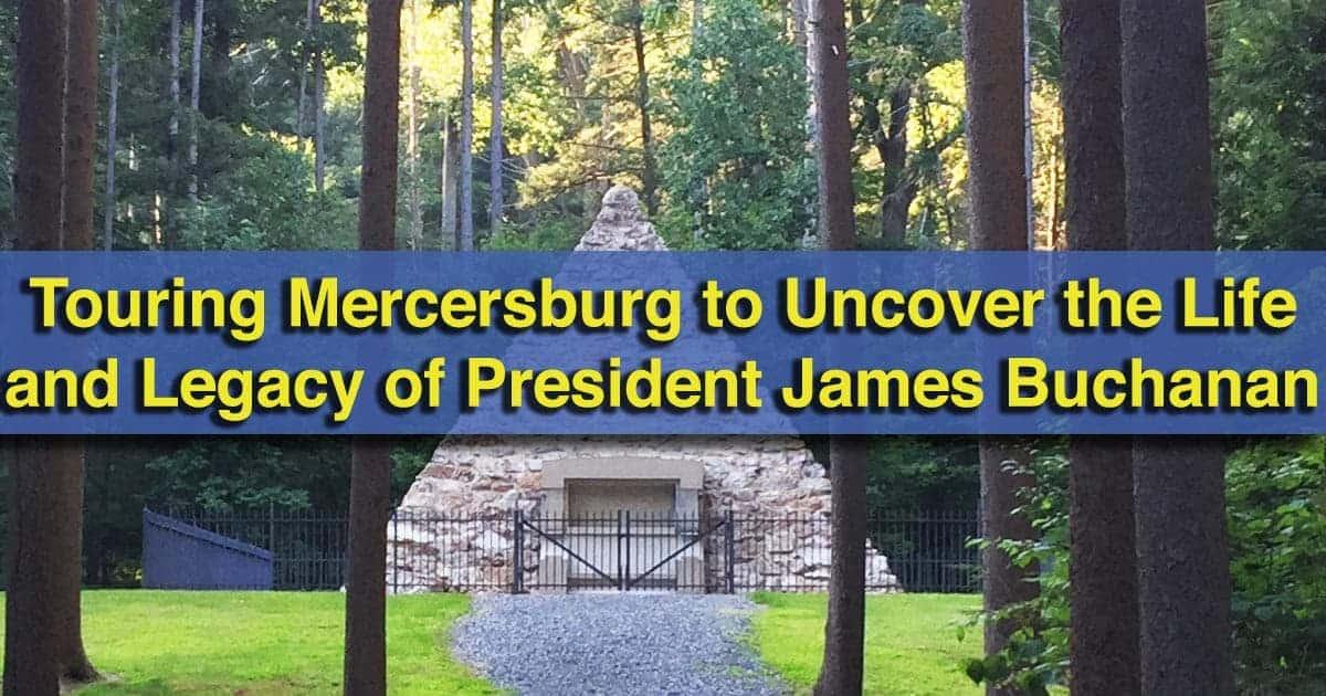 President-James-Buchanan-in-Mercersburg-PA