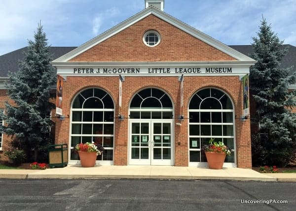 World of Little League Museum Williamsport PA