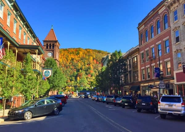 Things to do in Pennsylvania in October: Jim Thorpe Fall Festival