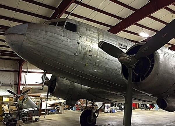 C-47 Air Heritage Museum Beaver Falls PA