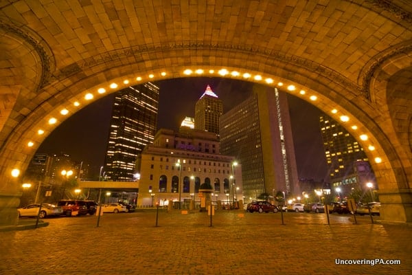 Best photography spots in PIttsburgh - Union Station