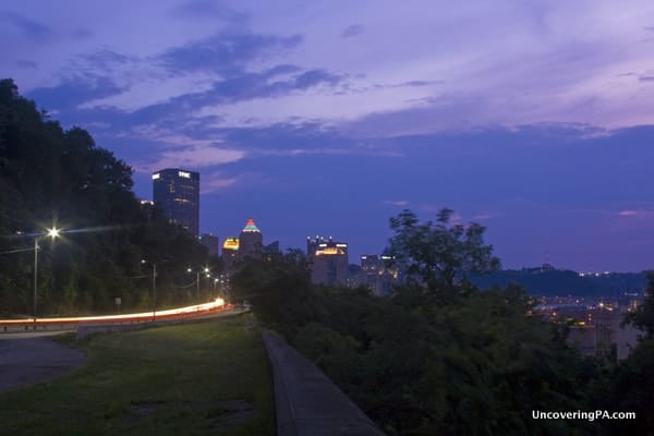 Best photography spots in PIttsburgh - Frank Curto Park