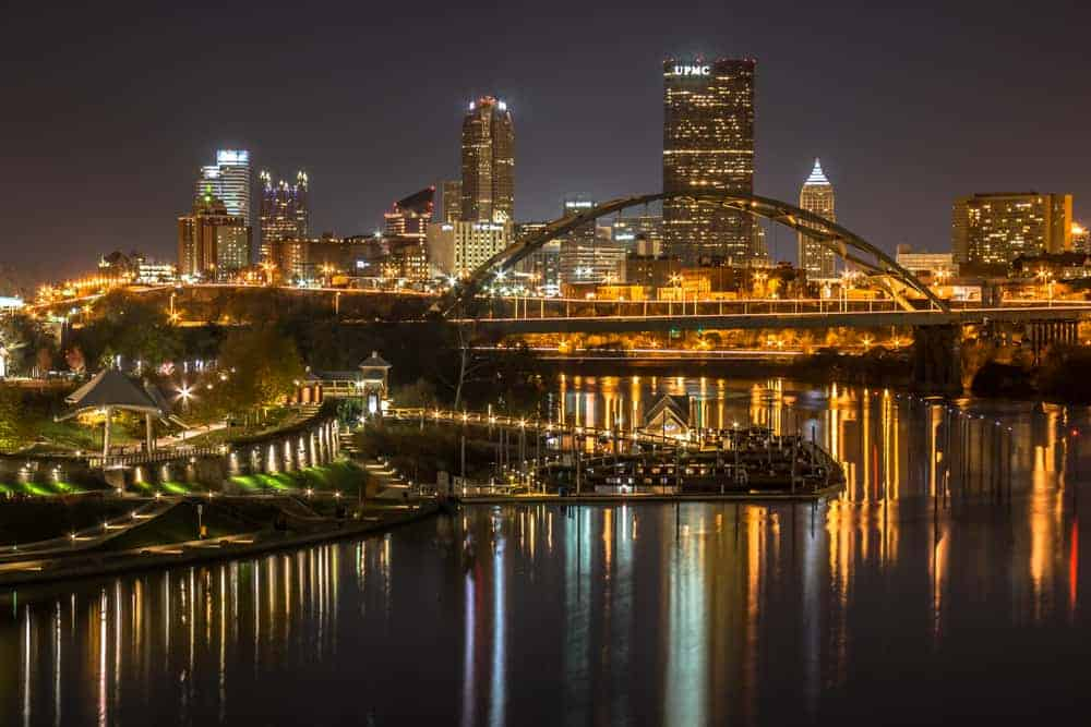 21 epic locations for photos of downtown pittsburgh uncoveringpa. Black Bedroom Furniture Sets. Home Design Ideas