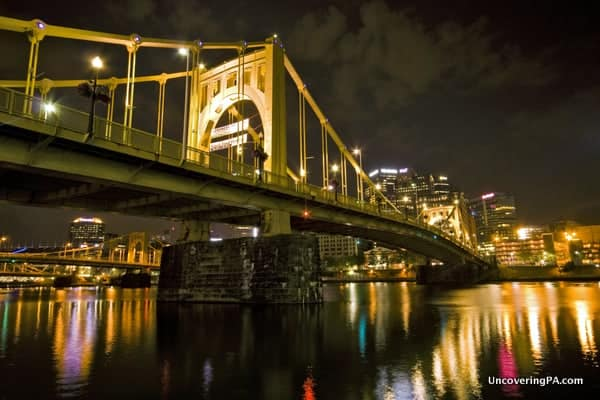 Best photography spots in PIttsburgh - North Shore