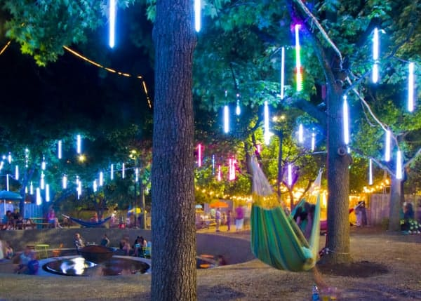 Philly Beer Gardens: Spruce Street Harbor Park