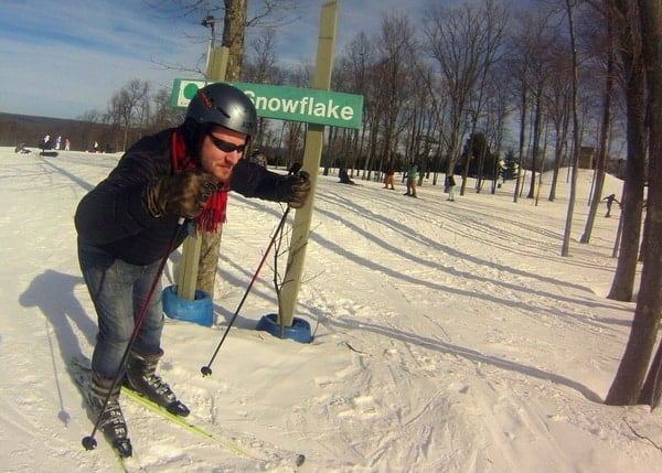 Winter Olympic sports you can do in Pennsylvania
