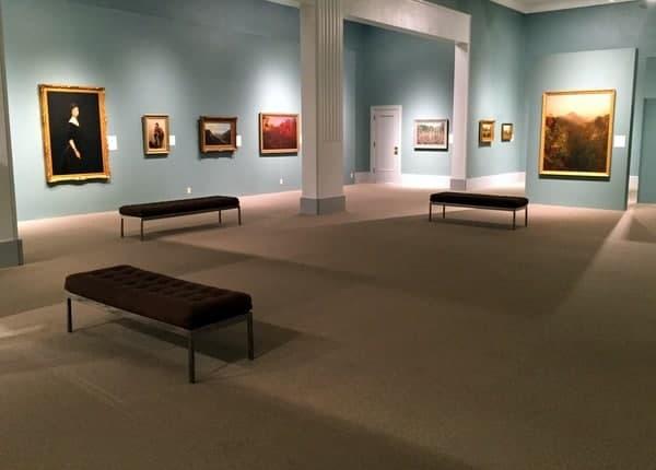 Art at Everhart Museum in Scranton, PA