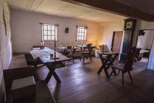 Uncovering Pennsylvania 39 S Religious Heritage At Ephrata Cloister In Lancaster County Uncoveringpa
