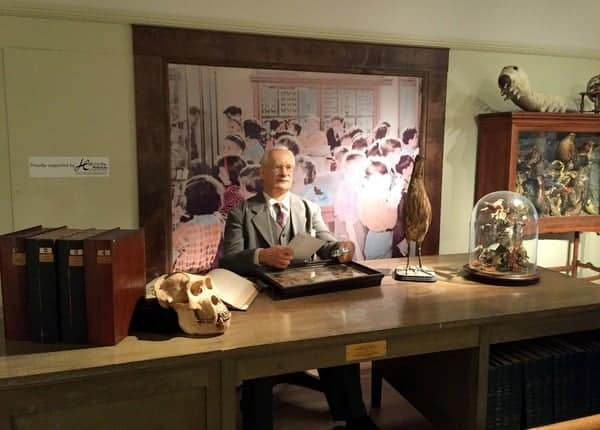 Dr Levi Mengel Reading Public Museum in West Reading, Pennsylvania