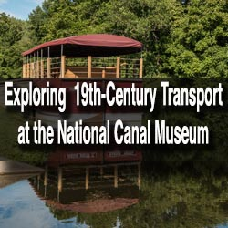 National Canal Museum in Easton, PA