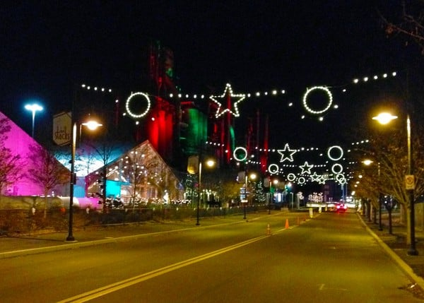 Most Christmasy towns in PA - Bethlehem
