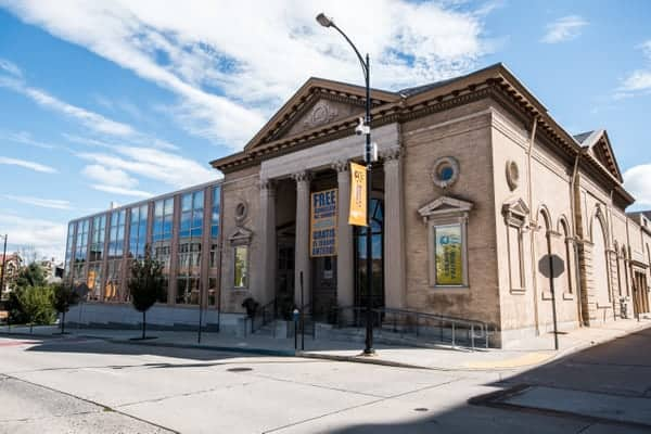 Visiting the Allentown Art Museum in the Lehigh Valley of Pennsylvania
