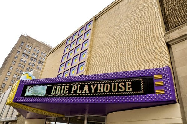 Reasons to visit PA in 2017: The Erie Playhouse