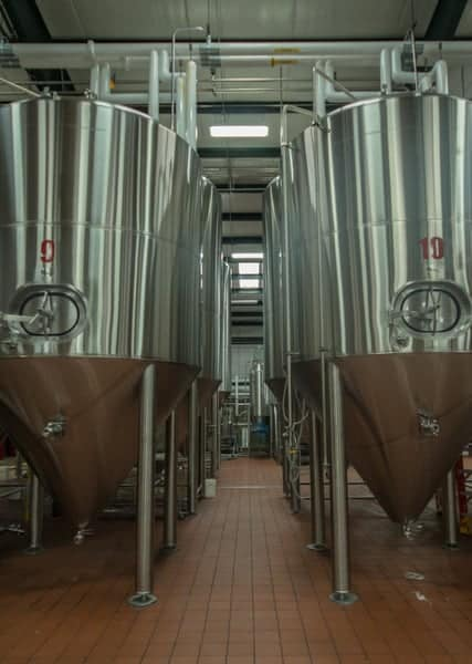 Touring Susquehanna Brewing Company in Pittston, Pennsylvania