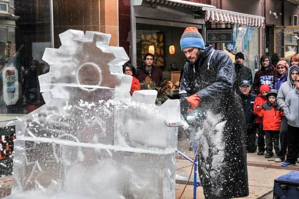 Things to do in January 2017: FestivIce in York PA
