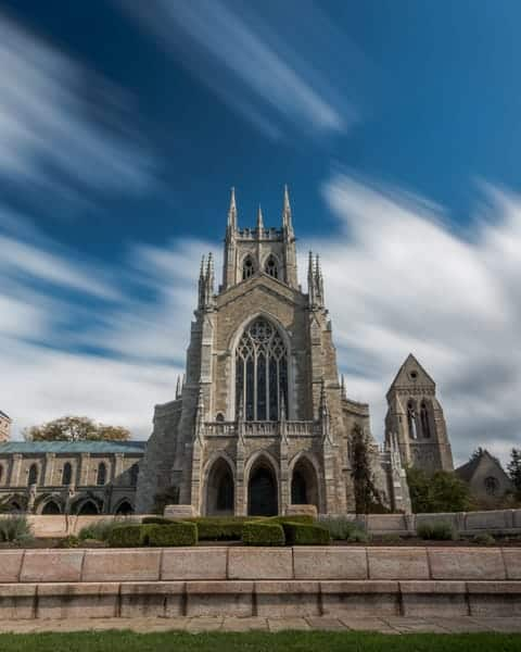 Visiting Bryn Athyn Cathedral in Montgomery County, PA