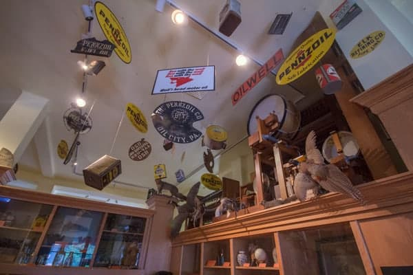 Visiting the Venango Museum of Art, Science and Industry in Oil City, Pennsylvania