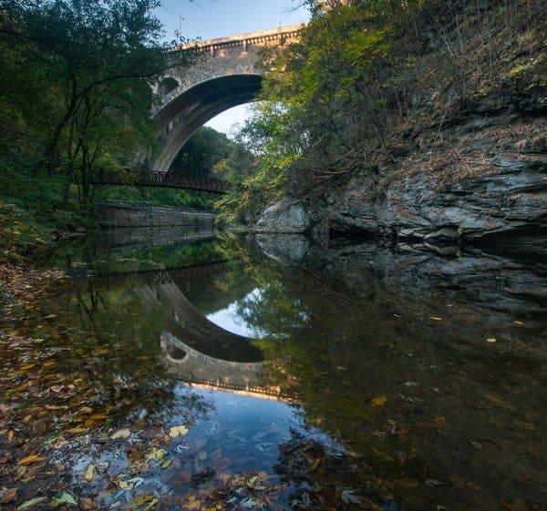 Things to do in Wissahickon Gorge in Philadelphia: Henry Avenue Bridge