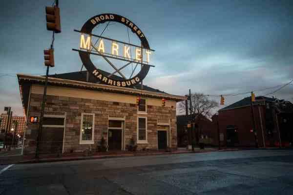 Best photo spots in Harrisburg: Broad Street Market