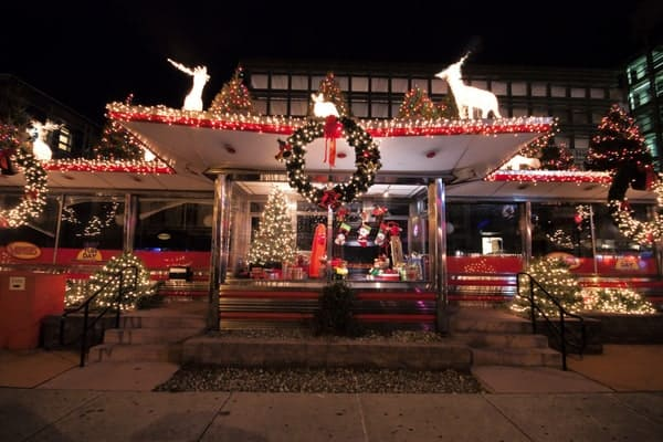 Best places to photographs Harrisburg: Restaurant Row