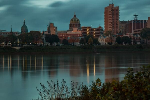 Places to photograph in Harrisburg: City Island