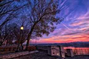 Places for photos in Harrisburg: Riverfront Park