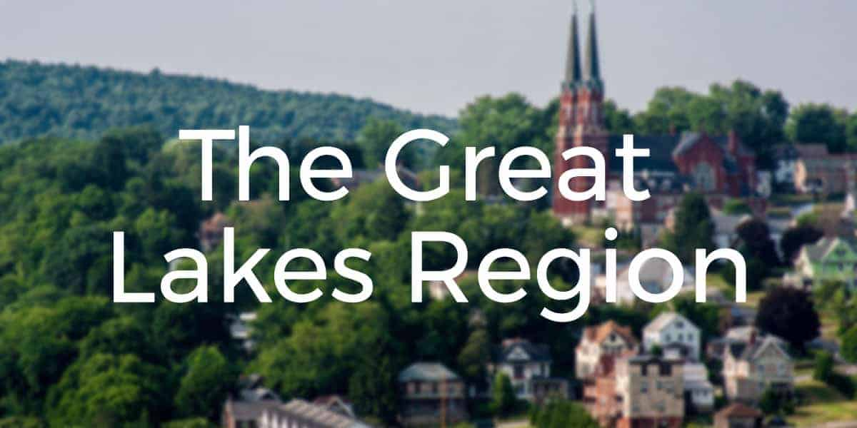 Things to do in the Great Lakes Region