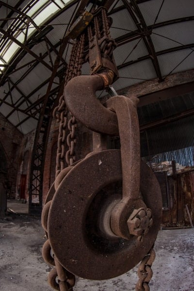 Cambria Iron Works Photography Workshops