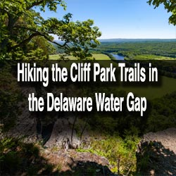 Hiking Cliff Park
