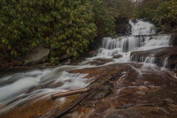 Hiking Glen Onoko in Lehigh Gorge State Park